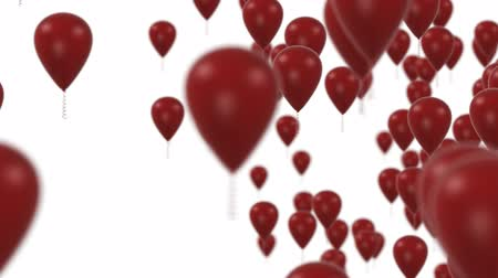 balonlar : Red balloons HD 1080