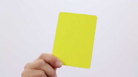 blank : Fair Play. Soccer Penalty cards.