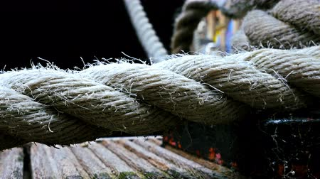 corda : Details of boat ropes, nautical vessel