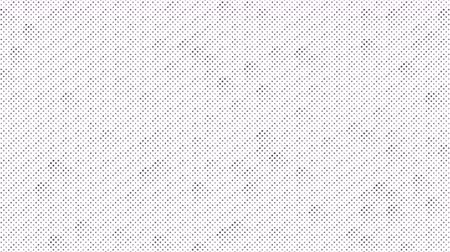 наложение : Computer generated random white, blinking, bricks flashing on blue background for use as a desktop screen saver, text overlay, or subtle design element background for corporate presentations. Стоковые видеозаписи