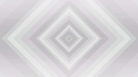 diamantes : Computer generated animated gray forming diamonds background for use as a desktop screen saver, text overlay, or subtle design element background for corporate presentations. Stock Footage