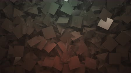 серый фон : Three-dimensional triangular reflective block shapes toned in a subtle gray and rust color. Good for a background design element, computer wallpaper or screen saver.