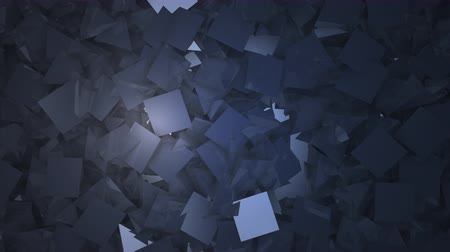 pyramida : Three-dimensional triangular reflective block shapes toned in a subtle gray hue. Good for a background design element, computer wallpaper or screen saver.