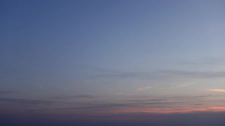 altostratus : Cool Time Lapse Sunset Clouds