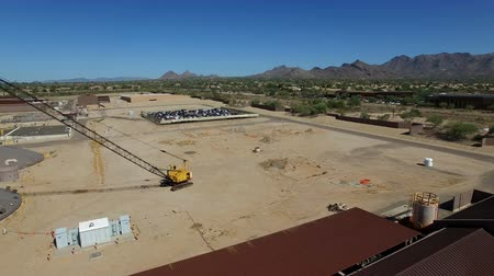 Aerial Scottsdale Water Treatment Plant 2