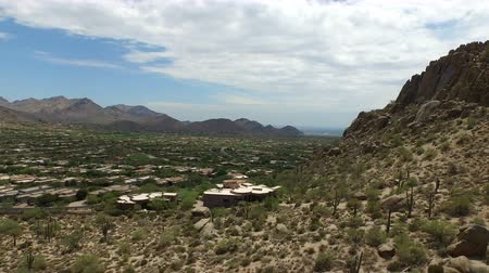 erial Pinnacle Peak Landscape and Luxury Homes