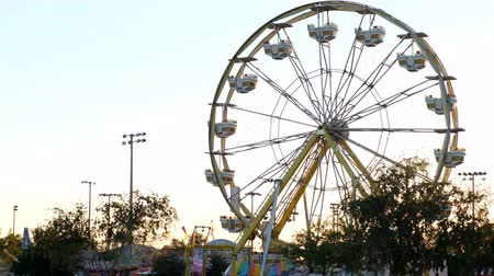 Ferris Wheel Ride and Carnival Games