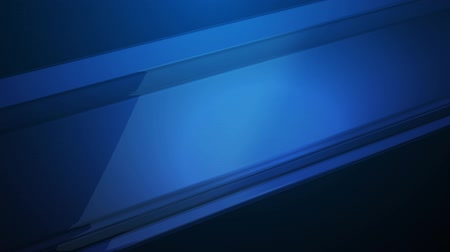 News Technology Style Background - Blue Abstract Motion Background loop