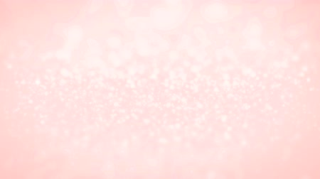 sutil : Lopped twinkling glittering sparkling rose gold pink animated background with a mid focus range. Vídeos