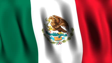 messicano : Mexico Flag Animated