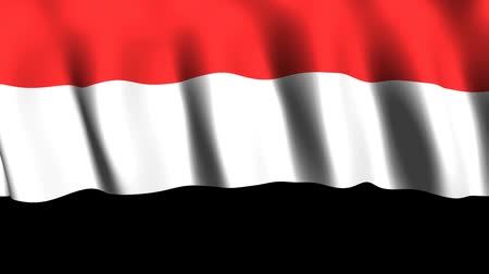 yemen : Yemen Animated Flag