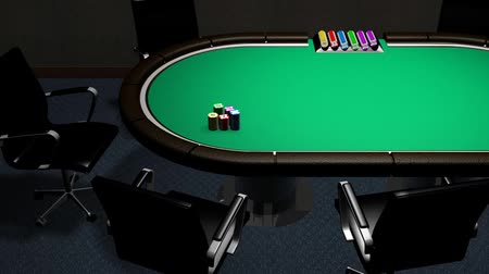 trik : Poker Table