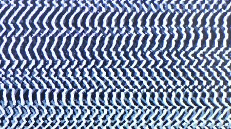 tv interference, pixels background, glitch effect macro