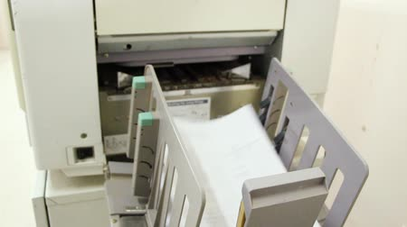 toner : machine printing documents in office
