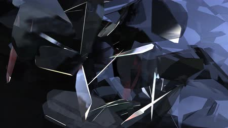 shattering : Glass explosion