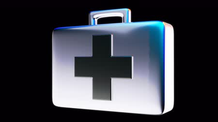 tynk : First aid kit icon concept