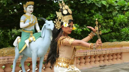 tajlandia : Apsara Dancer beautiful supernatural female in asian mythology