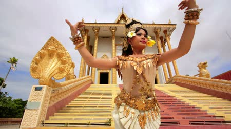 ruha : Apsara Dancer beautiful supernatural female in asian mythology