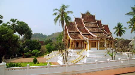 luang : Temple in Luang Prabang, Laos