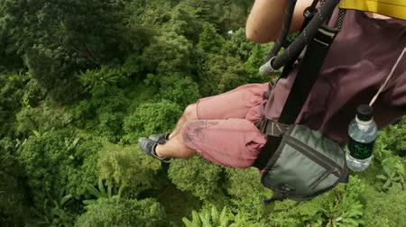 adrenalin : Zipline flying extreme sports, phuket, thailand
