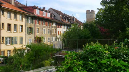 biel : apartments at swiss downtown, switzerland