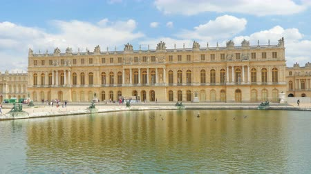 saray : versailles palace, paris, france, 4k
