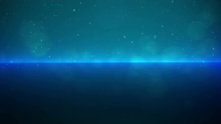 боке : colorfull background video with sparkle particles, flying imitation