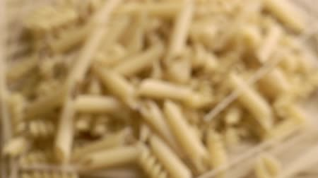 лапша : Composition of different types of pasta