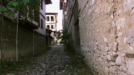 The narrow street in the old town, 31.05.2014, Turkey, Safranbolu