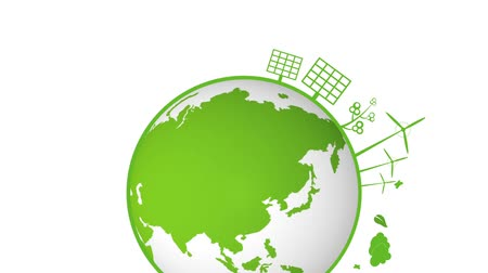 világ : Green future for our planet