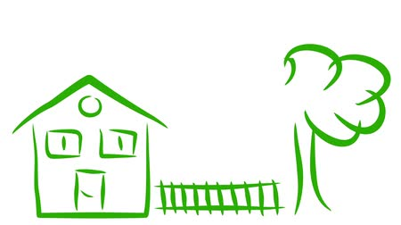 безопасный : Eco house and environment, going green