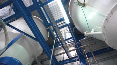 enterprise : Manufacture of paint, paint mixing tanks