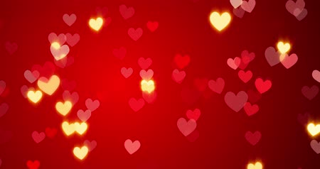 crimson : Red hearts. Happy Valentines day background.