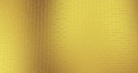 плитка : Abstract geometric golden backgroundfoil tiles texture seamless loop background 3D rendering