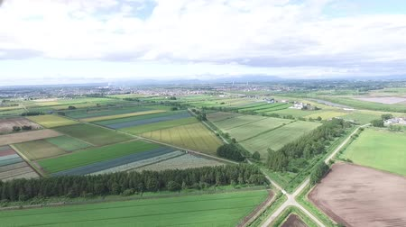 аккуратный : Aerial view of the multicopter-rural scenery  2