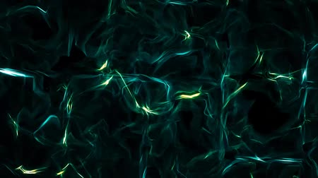 de ativos : Green fractal video background