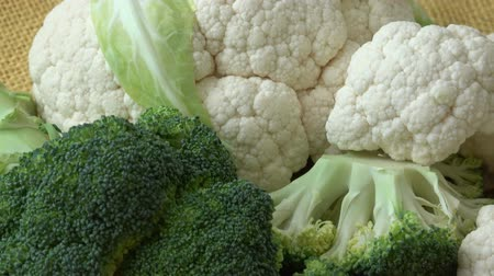brócolis : Broccoli,cauliflower,vegetable. Healthy food.