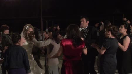 Turkish wedding dancing