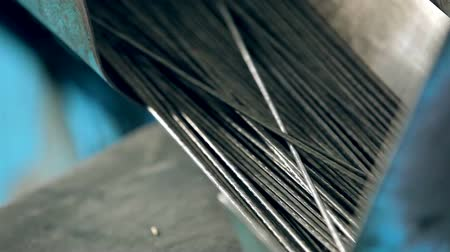 soldagem : Production of still wire for the welding electrode