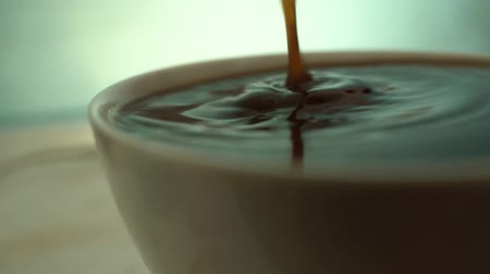 gotas : coffee splash
