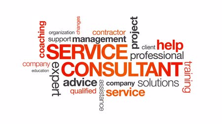 bedienung : Service Consultant