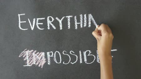 olasılık : Everything is Possible