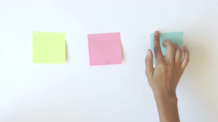 briefpapier : Sticky Notes