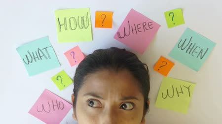 investigar : Where, What, How, Why, When, Who Vídeos