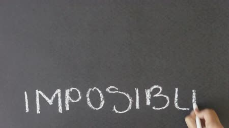 tablica : Everything is Possible