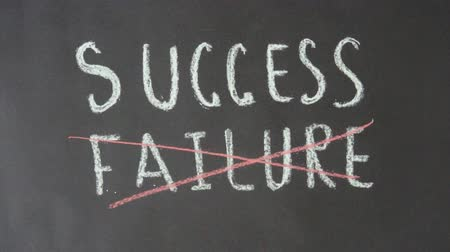 career success : Success and Failure