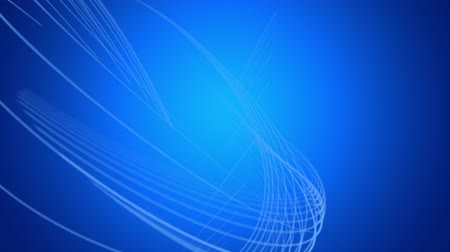 абстрактный фон : Blue looping Motion Background