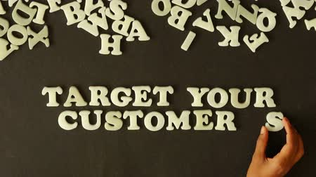цель : Target Your Customers