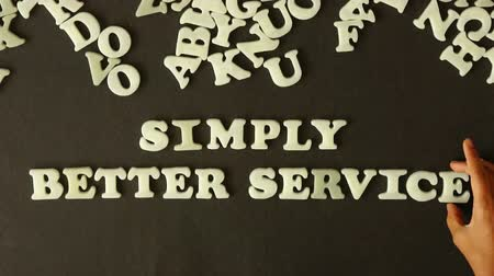 qualidade : Simply Better Service