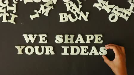 cíle : We shape Your Ideas